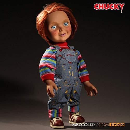 Poupée Chucky joyeuse parlante