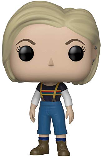 Figurine - Funko Pop - Doctor Who - 13Th Doctor Without Coat