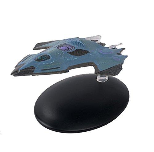 Collection de vaisseaux spatiaux Star Trek Starships Collection Nº 59 USS Relativity NCV-474439-G