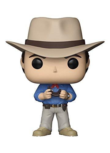 Figurine Funko Pop Jurassic Park personnage Dr. Alan Grant