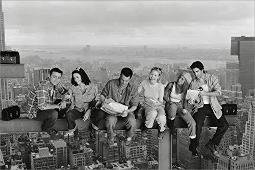 Affiche série Friends New York