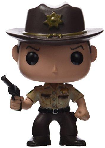 Figurine Funko Pop The Walking Dead personnage Rick Grimes