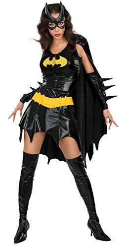 Déguisement cosplay Batgirl adulte