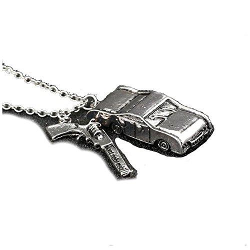 Pendentif voiture Supernatural