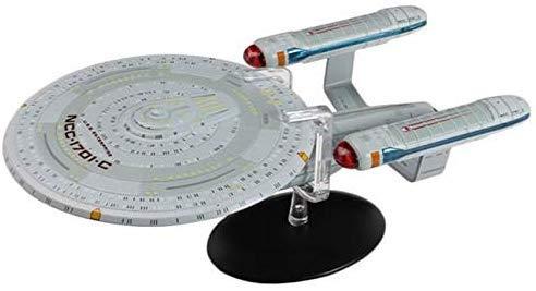 Collection de vaisseaux spatiaux Star Trek Starships Collection XL u.s.s. Enterprise ncc-1701-c Starship 25cm