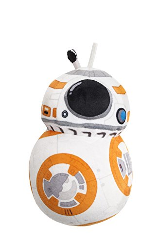 Joy Toy - 1500077 - Peluche - Star Wars BB-8 - 17 cm