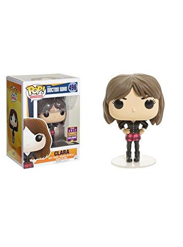 Figurine Funko Pop Doctor Who personnage Clara