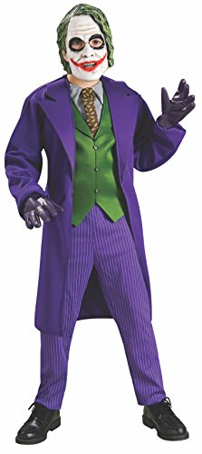Déguisement cosplay Le joker pour enfant