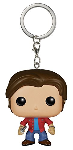 Funko - Pocket POP Keychain: Supernatural - Sam