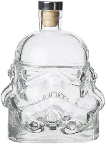 Shepperton Design Studios - Original Stormtrooper Carafe Verre Transparent - thumbs UP! - 1001488