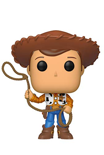 Figurine Funko Pop Toy Story 4 personnage Woody