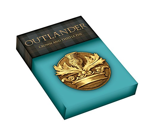 Game of Thrones Outlander Couronne et Chardon Broches
