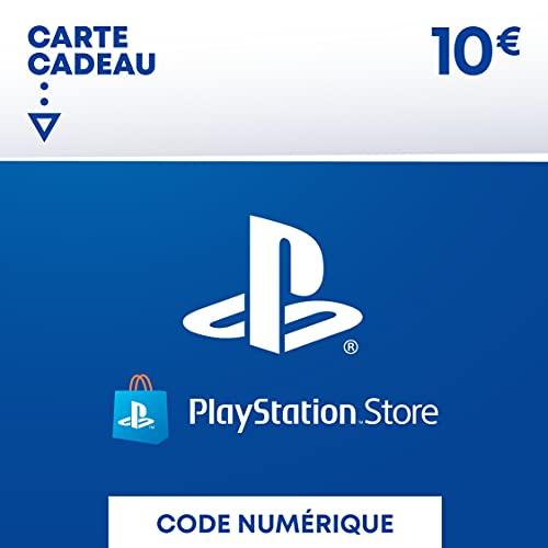 Sony PlayStation Store, Fonds pour porte-monnaie virtuel, Valeur 10 EUR, Code à télécharger, Compte français Nomai