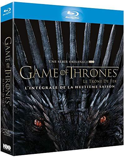 Coffret blu-ray saison 8 Game of thrones