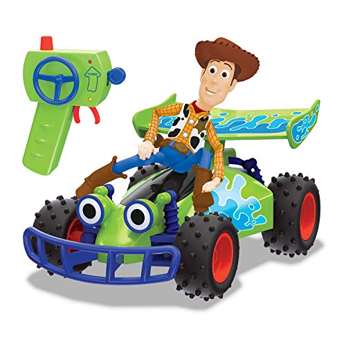 Voiture Majorette Toy Story buggy de Woody