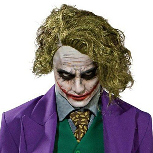 Perruque du Joker officielle adulte
