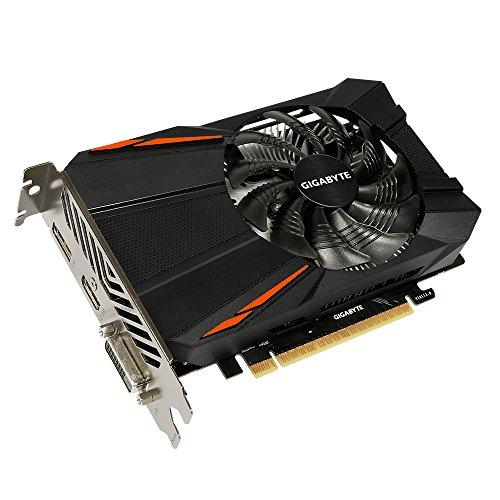 Gigabyte GeForce GTX 1050 Ti 4G Nomai