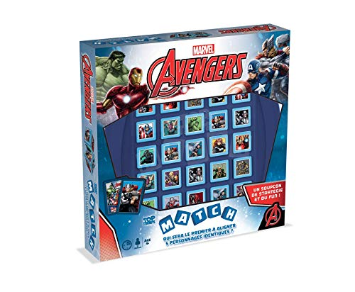 Jeu de plateau Avengers version française