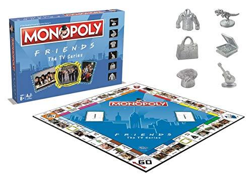 Jeu de société Monopoly Friends