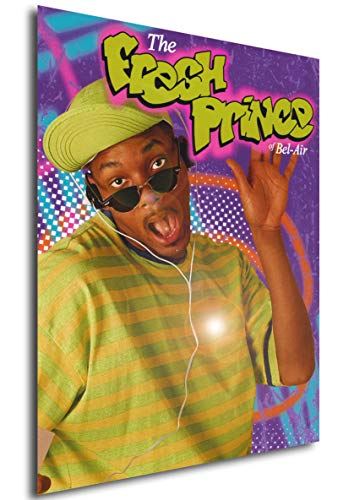 Affiche de la série le Prince de Bel-Air