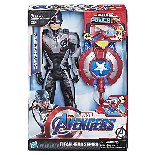 Figurine Marvel Avengers personnage Captain America poxer FX