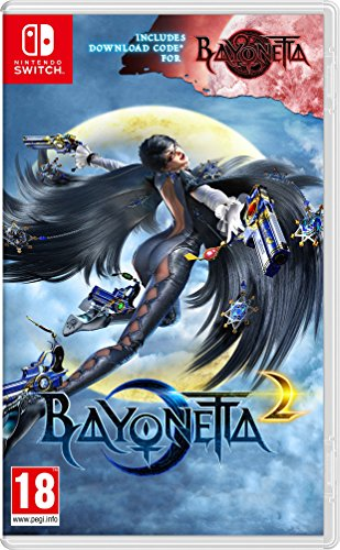Bayonetta 2 - (Nintendo Switch) - Import , jouable en français