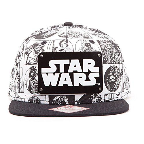 Casquette à visière plate et ajustable Star Wars