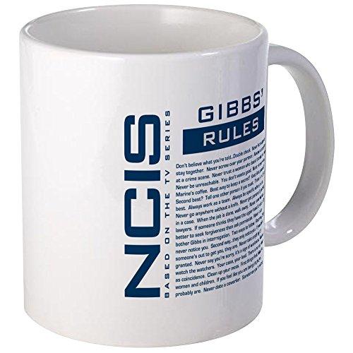 Tasse Gibbs série NCIS