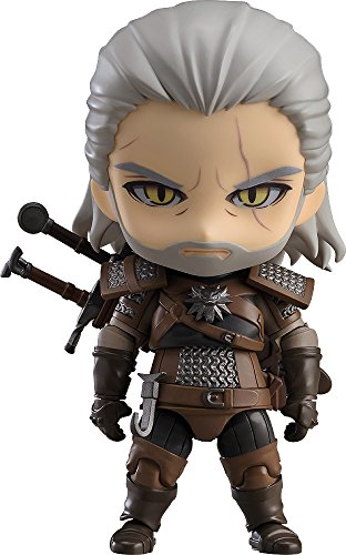 Figurine nendoroid Géralt The Witcher