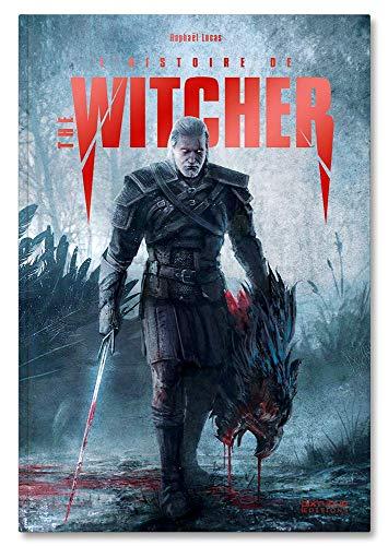 L'histoire de Géralt de Riv The Witcher