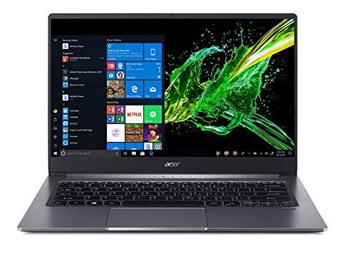 Acer Swift 3 SF314-57-592D Ordinateur Portable 14' FHD (Intel Core i5, 8Go de RAM, 512Go SSD, Intel UHD Graphics, Windows 10)
