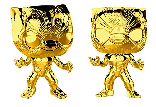 Figurine Funko Pop Marvel Black Panther