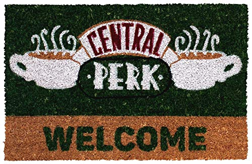 Friends Central Perk Officially Licensed Doormat by Friends TV Series