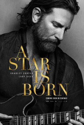 Import Posters A STAR IS BORN – Bradley Cooper – U.S Movie Wall Print - 30CM X 43CM Brand New