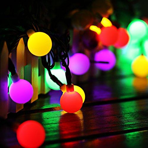 60 boules LED étanche lumineuse Stranger Things
