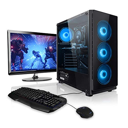 Megaport Super Méga Pack - PC Gamer • Ecran LED 24 pouces