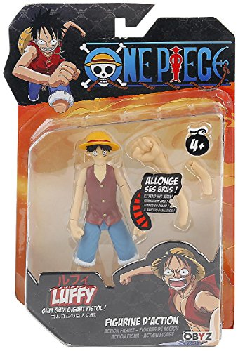 Figurine action figure One Piece personnage Luffy