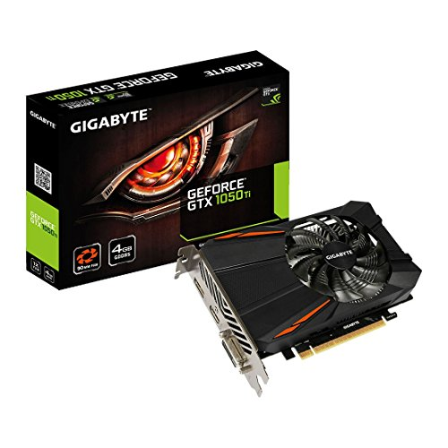 Gigabyte GeForce GTX 1050 Ti 4G
