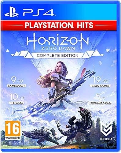 Horizon Zero Dawn - PlayStation 4, Édition Complète, En français, 1 Joueur