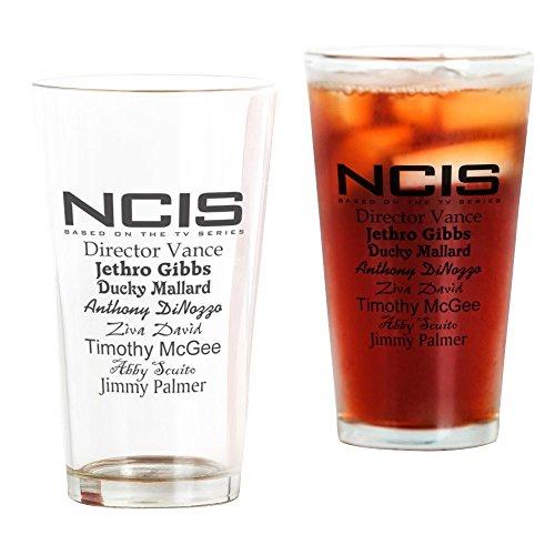 Verre à bière série NCIS