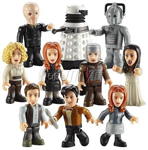 Mini figurine aléatoire Doctor Who