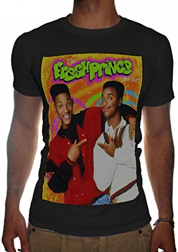 T-shirt Will Smith impression le Prince de Bel-Air