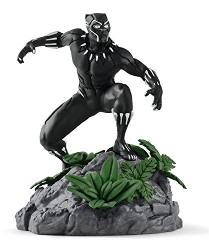 Schleich- Marvel Heroes Figurine (Black Panther Movie), 21513