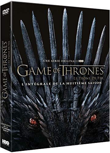 Coffret DVD saison 8 Game of Thrones