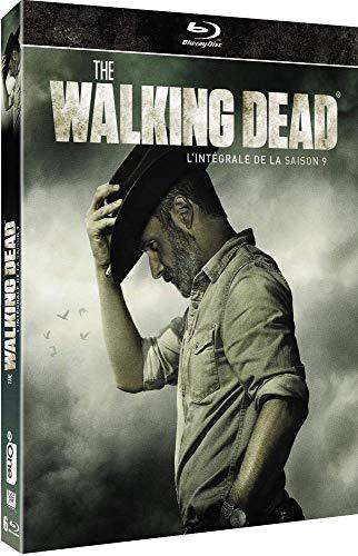 Coffret intégral de la série The Walking Dead saison 9 blu-ray