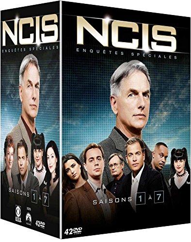 Coffret intégral saisons 1 à 7 NCIS DVD