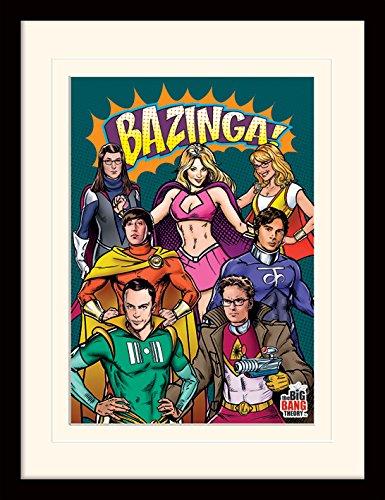 Cadre série The Big Bang Theory