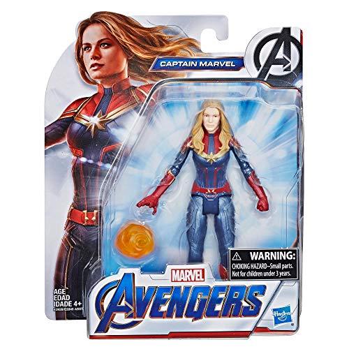 Figurine Marvel Avengers personnage Captain Marvel