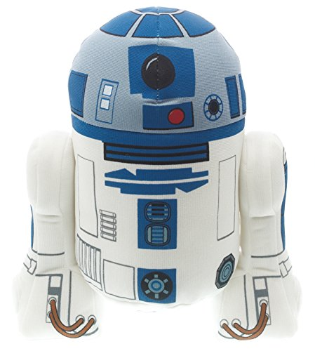 STAR WARS - PELUCHE R2-D2 -EFFETS SONORES - 18cm