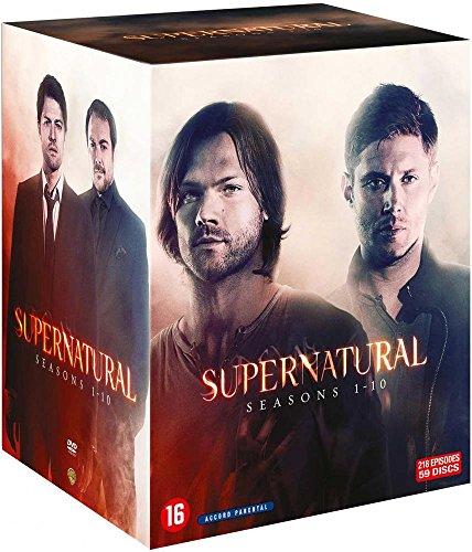 Coffret l'intégrale des saisons 1 à 10 Supernatural